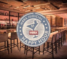 Annual Judicial Happy Hour at the Meat Market