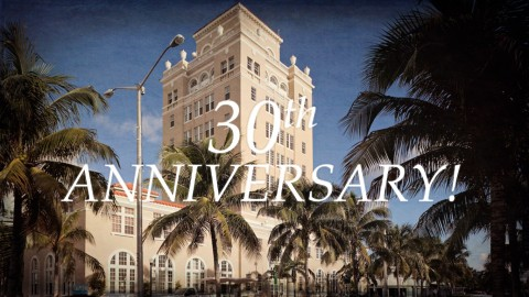 30th Anniversary Celebration of the Miami Beach Courthouse