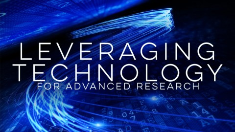 Leveraging Technology for Advanced Research