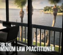 Primer for the Condominium Law Practitioner