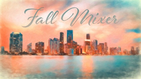 Miami Beach Bar Association Fall Mixer